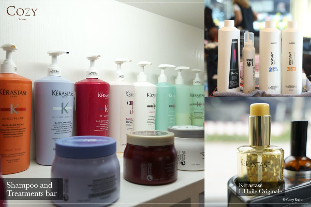 Shampoo & Treatment  Bar
