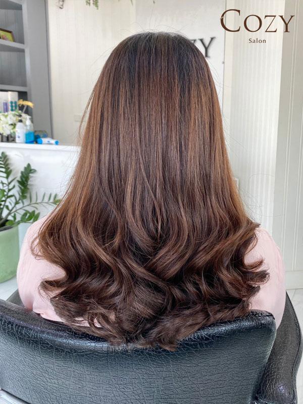 ลอน C-S Curl ทรงสวย